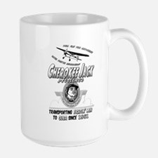Cherokee Jack Airlines Mugs