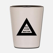 Cool Equality Shot Glass
