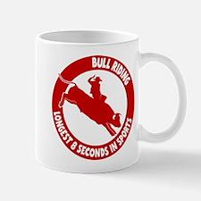 LONGEST 8 SECONDS Mug
