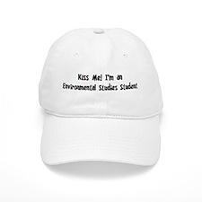 Kiss Me: Environmental Studie Baseball Cap