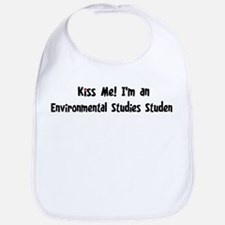 Kiss Me: Environmental Studie Bib