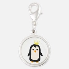 King Penguin Charms