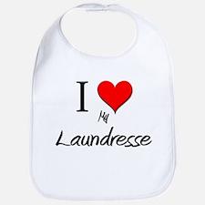 I Love My Laundresse Bib