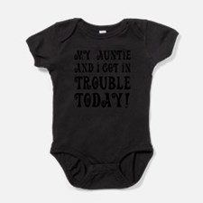 Cute Auntie to be Baby Bodysuit