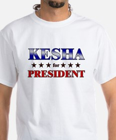 KESHA for president Shirt