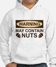 May Contain Nuts Hoodie