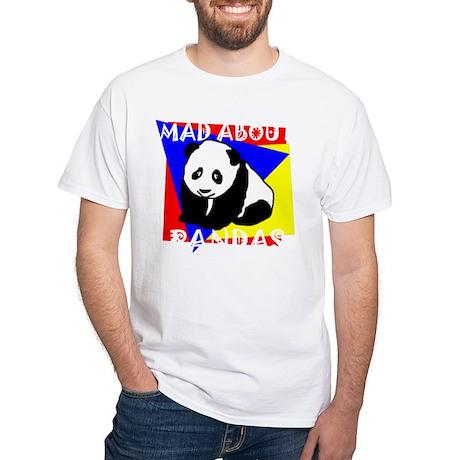 MAD ABOUT PANDAS T-Shirt