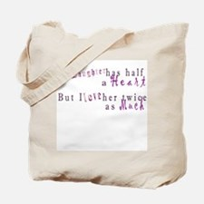 Cute Hlhs Tote Bag
