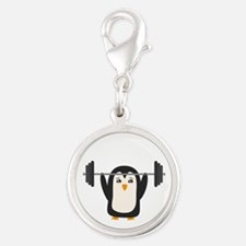 Penguin Weightlifting Charms