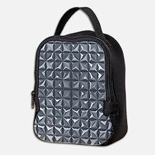 Titanium Neoprene Lunch Bag