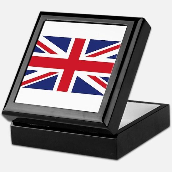 British Keepsake Box