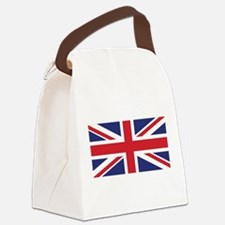 British Canvas Lunch Bag