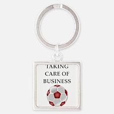 soccer joke Keychains