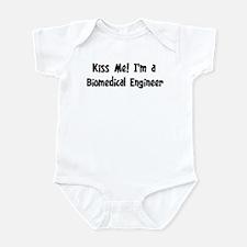 Kiss Me: Biomedical Engineer Infant Bodysuit