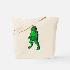 Chupacabra Shadow Tote Bag