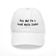 Kiss Me: Greek Myths Student Baseball Cap