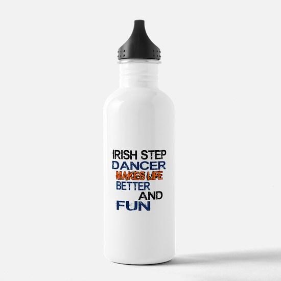 Irish Step Dancer Make Water Bottle