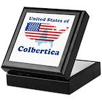 United States of Colbertica Keepsake Box