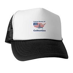 United States of Colbertica Trucker Hat