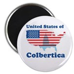 United States of Colbertica Magnet