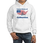 United States of Colbertica Hooded Sweatshirt
