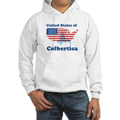 United States of Colbertica Hoodie