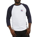 United States of Colbertica Baseball Jersey