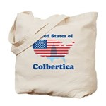 United States of Colbertica Tote Bag