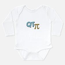 QT Pi (Cutie Pie) Infant Creeper Body Suit