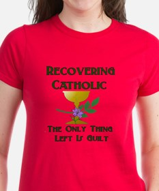Recovering Catholic Tee