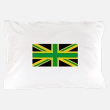 British - Jamaican Union Jack Pillow Case