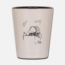 Unique Whig Shot Glass