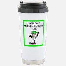 water polo joke Travel Mug