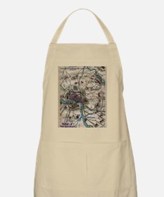 Cute I love civil liberties Apron