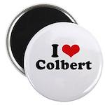I Love Colbert Magnet