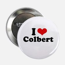 "I Love Colbert 2.25"" Button (10 pack)"