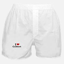 I Love Colbert Boxer Shorts