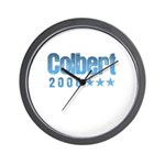 Colbert 2008 Wall Clock