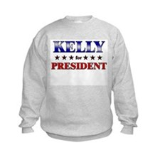 KELLY for president Jumpers
