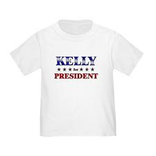 KELLY for president T