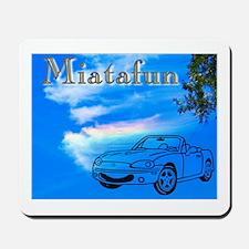 MiataFun Mousepad