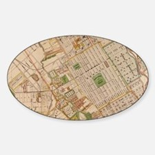 Cute San jose california Sticker (Oval)