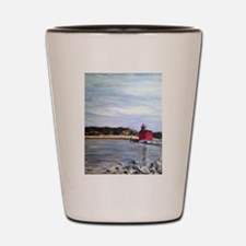 Holland, Mi Big Read Shot Glass