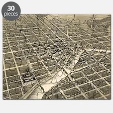 Unique Antique maps Puzzle