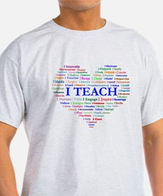 Big Hearted Teacher T-Shirt