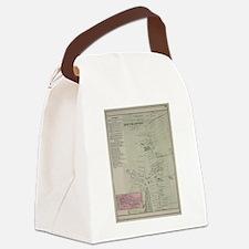 Unique Southampton Canvas Lunch Bag