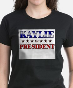 KAYLIE for president Tee