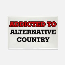 Addicted to Alternative Country Magnets