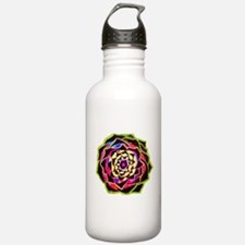 Organic Mandala Water Bottle