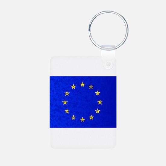 EU Flag Keychains